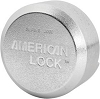 American Lock A2000KD Round Padlock Concealed