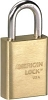 American Lock A3600KZS Padlock Schlage C-Cylinder 1-3/4