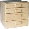 AMSEC 1335307 4 Drawer Storage Cabinet 37 Lbs