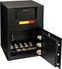 AMSEC BWB2020FL Front Load Wide Body B-Rate Chest 218 Lbs