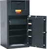 AMSEC BWB3020FL Front Load Wide Body B-Rate Chest 278 Lbs