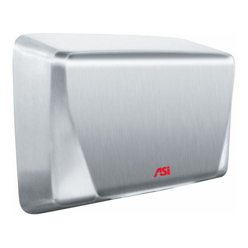 ASI 0199-2-93 Turbo ADA, Surface Mounted High Speed Hand Dryer (208-240V), 93 Satin Stainless Steel