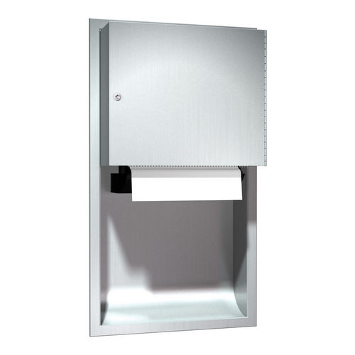 ASI 045224AC-9 Automatic Roll Paper Towel Dispenser, 110-240V / AC, Surface Mounted