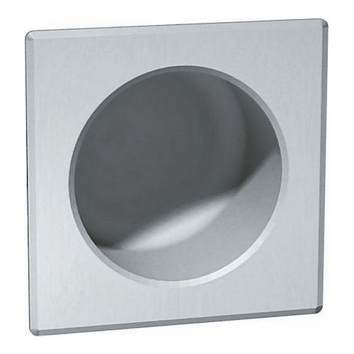 ASI 110-13 Recessed Toilet Tissue Holder, Front Mount, Square