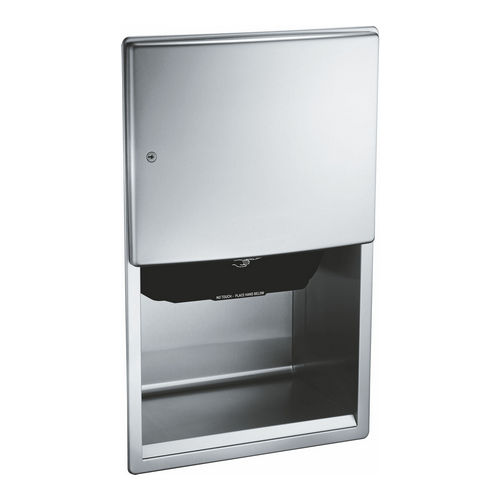 ASI 204523A Roval Recessed Mounted Paper Towel Dispenser