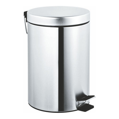 ASI 7317 Waste Receptacle, Pedal Activated Cover