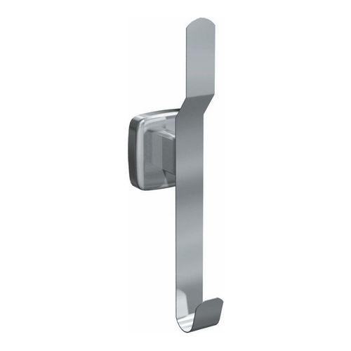 ASI 7382-B Hat & Coat Hook, Surface Mounted, Bright