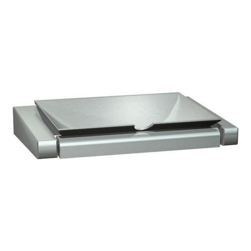 ASI 8091 Ash Tray, (Flip-type), Surface Mount