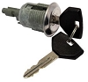 Auto Security Products TL4819U Chrysler Deck Lock Uncoded