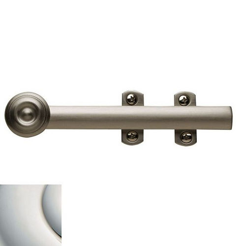 Baldwin 0346140 Decorative Surface Bolt, 6