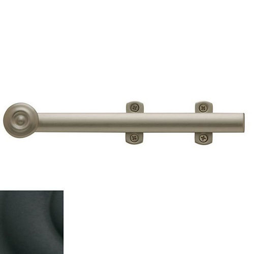 Baldwin 0370190 Decorative Surface Bolt, 8