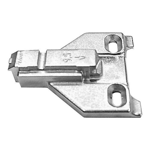 Blum 175L6030.21 Face Frame Adapter Plate, 3mm