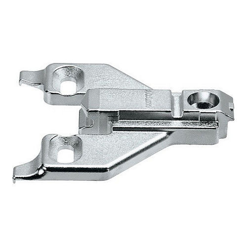Blum 175L6660.22 Face Frame Adapter Plate, 6mm