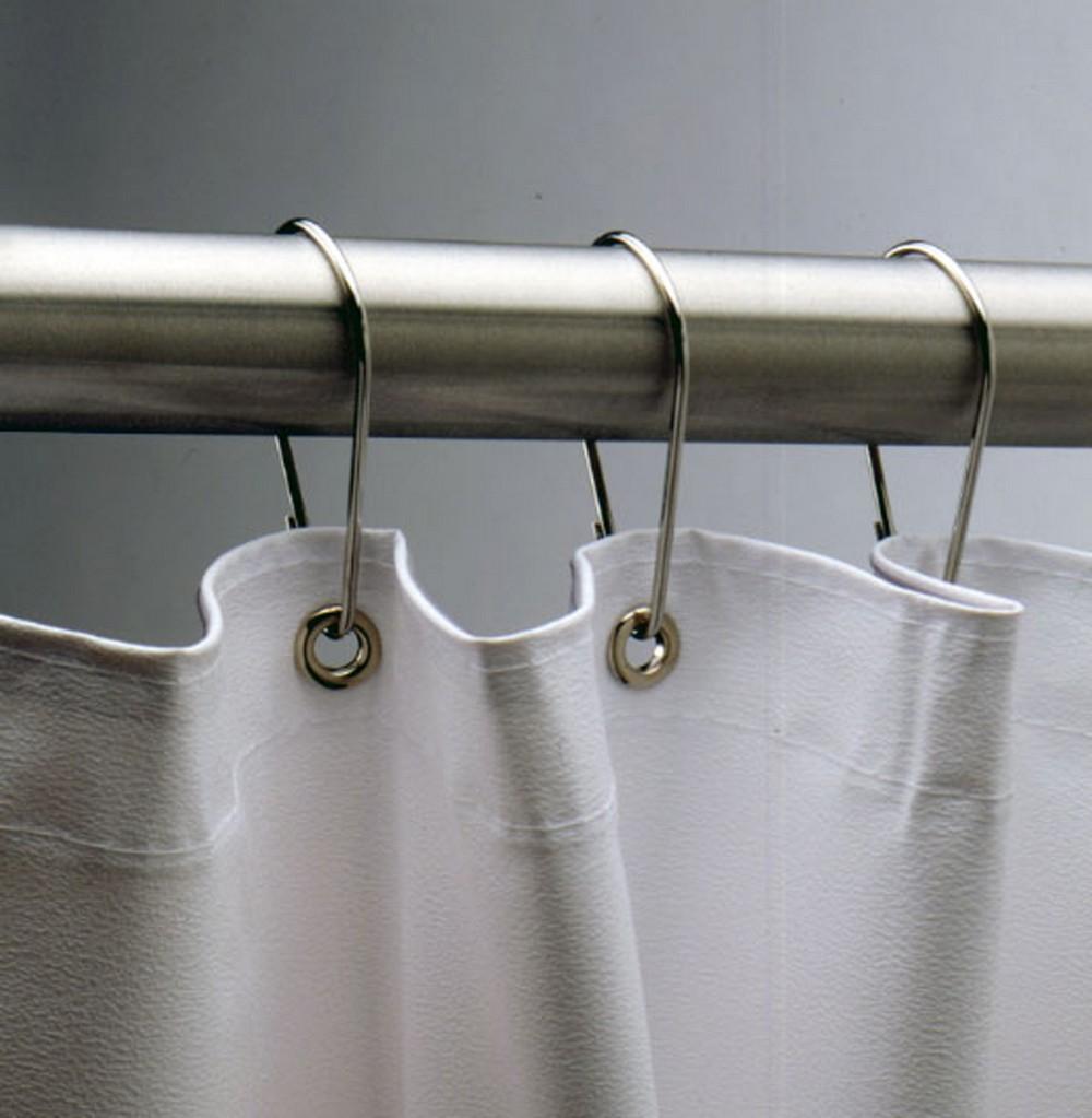 Bobrick B 204 1 Shower Curtain Hook Thebuilderssupply Com