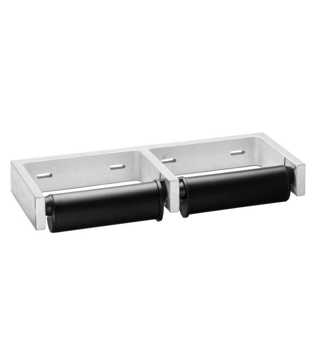 Bobrick B 274 Double Roll Toilet Tissue Dispenser