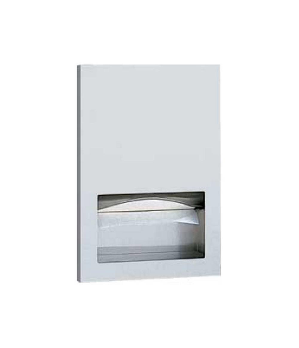 Bobrick b 35903 paper towel dispenser for Home bathroom towel dispenser