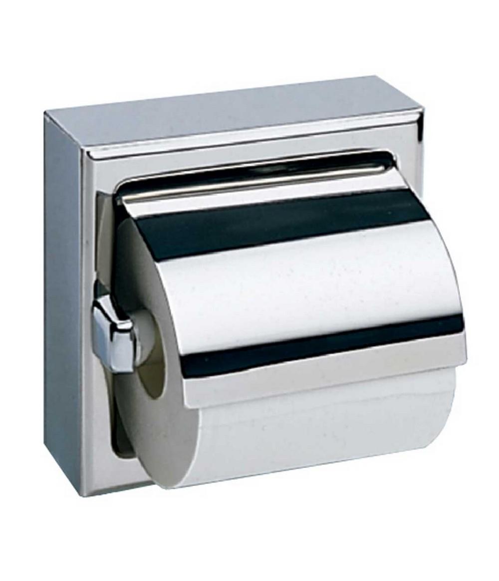 Bobrick B 6699 Toilet Tissue Dispenser Thebuilderssupply Com
