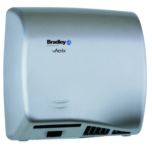 Bradley 2902-287400 Hand Dryer, Sensor, Stainless, Surface