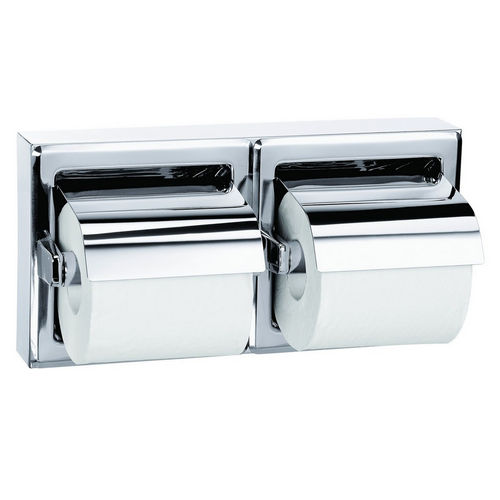Bradley 5126-000000 Toilet Tissue Dispenser, Surface, Dual