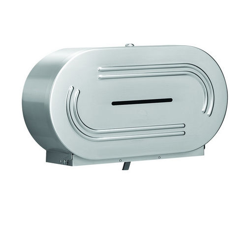 Bradley 5425-000000 Toilet Tissue Dispenser, Surface, Dual