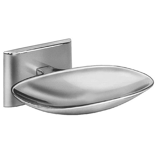 Bradley 901-000000 Soap Dish, Polished Brass, Surface-Mounted