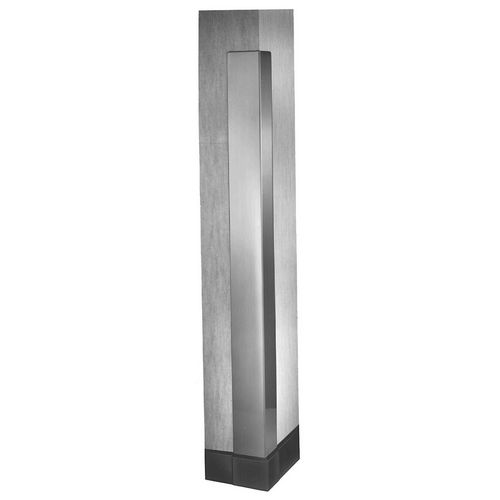 Bradley 991-000000 Corner Guard, Satin Stainless
