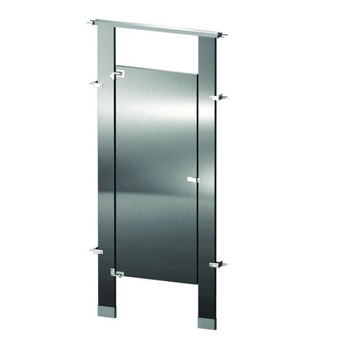 Bradley BW13660-SS Locker Stainless Steel, One Between Wall