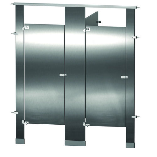 Bradley BW23660-SS Locker Stainless Steel, Two Between Wall