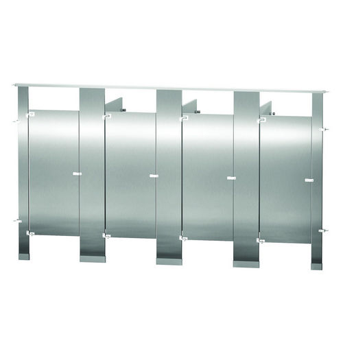 Bradley BW43660-SS Locker Stainless Steel, Four Between Wall