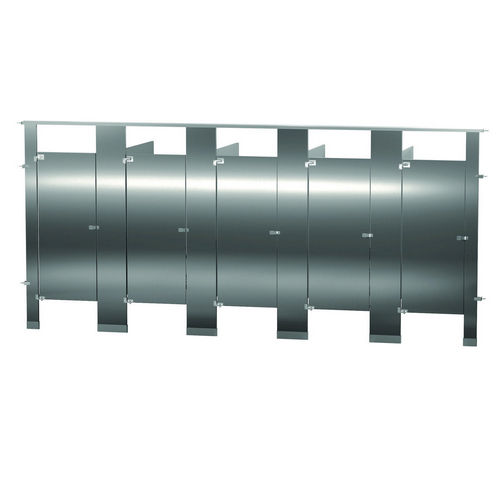 Bradley BW53660-SS Locker Stainless Steel, Five Between Wall