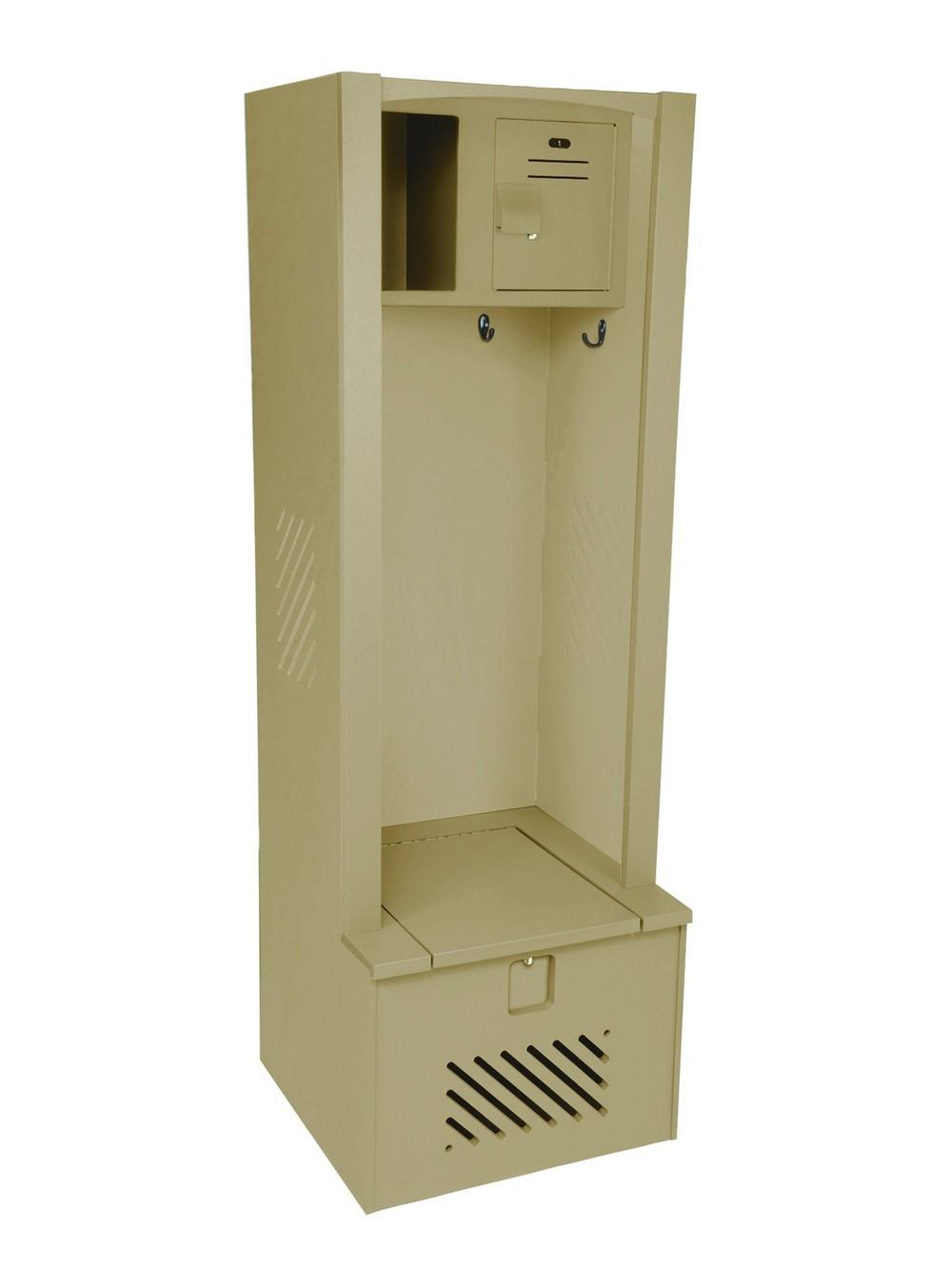 Bradley LK302472GHM 202 Gear Locker 30 Wide 24 Deep