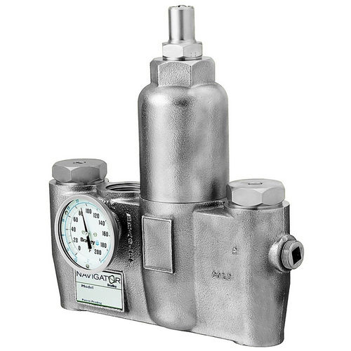 Bradley S19-2200C Thermostatic Valve Safety 54 GPM
