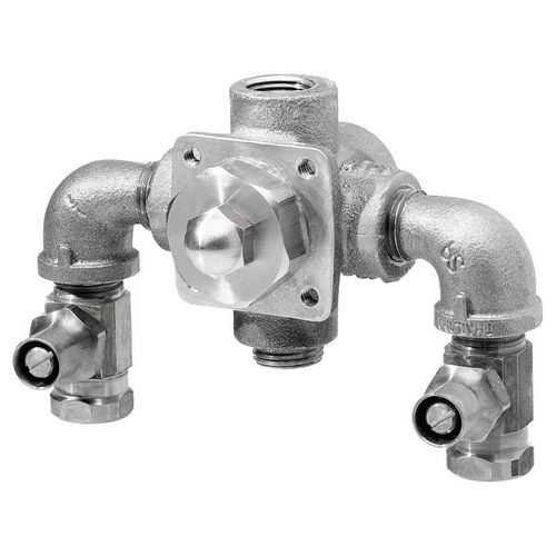 Bradley S59-2007C Thermostatic Valve for Faucet 8 GPM