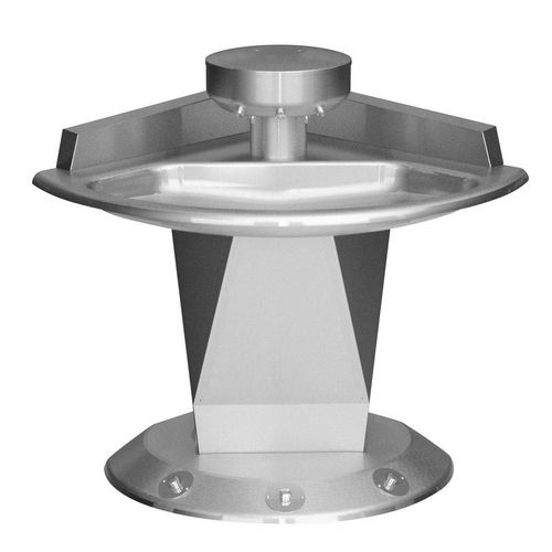 Bradley S93-643 Washfountain Sentry Stainless 54