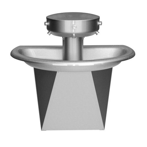 Bradley S93-647 Washfountain Sentry Stainless 36