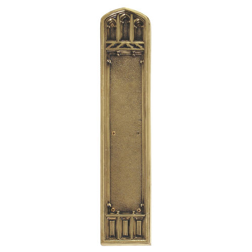Brass Accents A04-P5840-610 Oxford 3-3/8