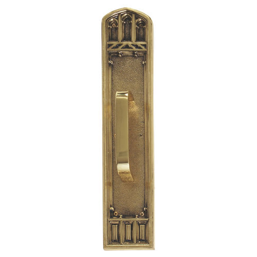 Brass Accents A04-P5841-TRD-610 Oxford 3-3/8