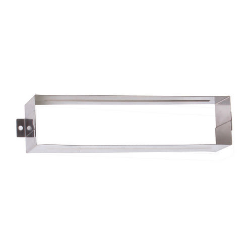Brass Accents A07-M0020 Sleeve for Mail Slot 3-5/8