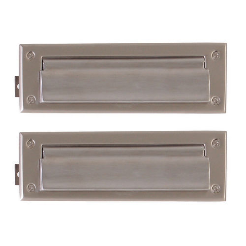 Brass Accents A07-M0050-619 Mail Slot - 3