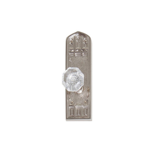 Brass Accents D04-K582A-MTL Renaissance Collection Door Plate Set, Aged Brass