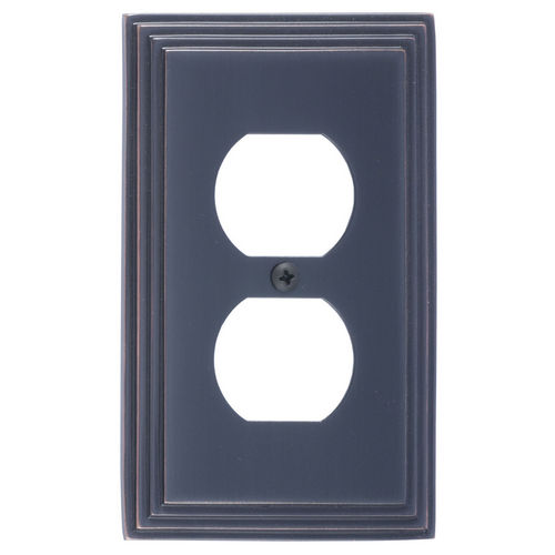 Brass Accents M02-S2510 Classic Steps Single Outlet, Venetian Bronze