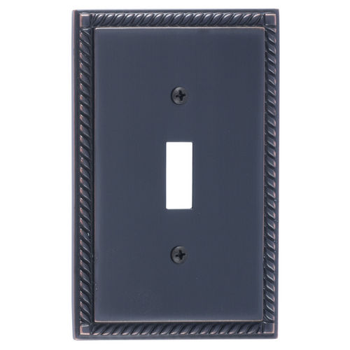Brass Accents M06-S8500 Georgian Single Switch, Venetian Bronze