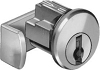 CompX C8721 Mail Box Lock Permabit Left