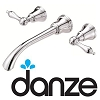 Danze D469100RB Showerarm Mount with Brass Ball Joint, Oil Rubbed Bronze