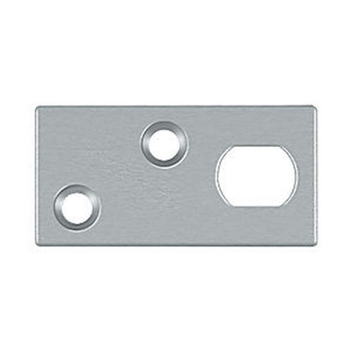Deltana GP12EFB26D Guide Plate for 12EFB Extension Flush Bolt, Chrome (Each)