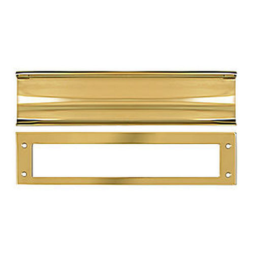 Deltana MS0030CR003 Mail Slot, HD, PVD (Each)