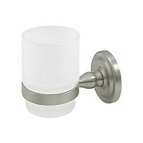 Deltana R2013-U15 Tumbler Set, Satin Nickel (Each)
