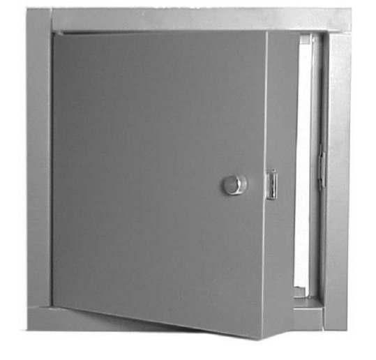 Fire Rated Access Doors : Elmdor frc fire rated ceiling access doors series