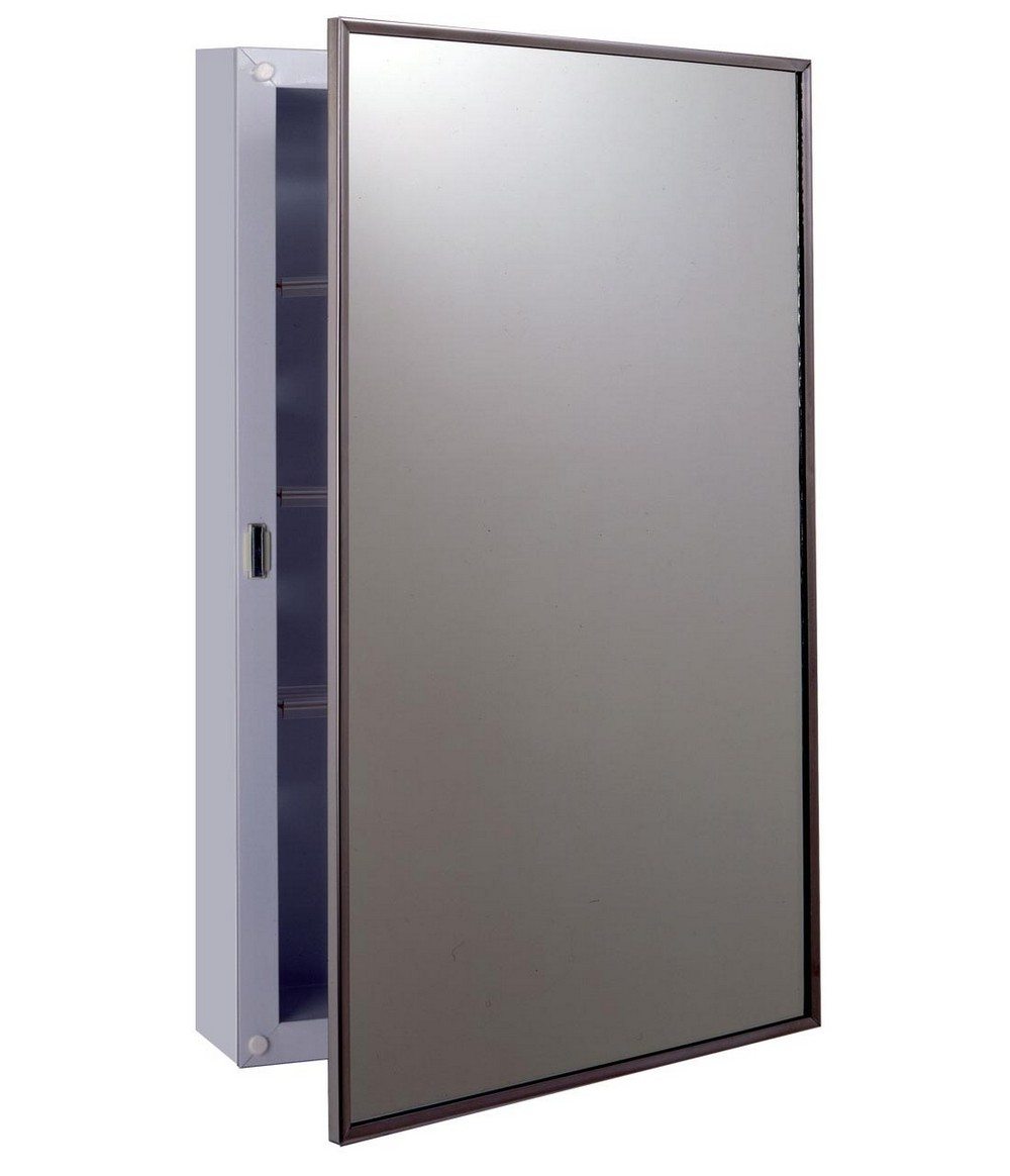 Gamco G 297fs Surface Mounted Medicine Cabinets