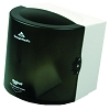 Georgia Pacific 582-01 SofPull High Capacity Centerpull Towel Dispenser, Translucent Smoke